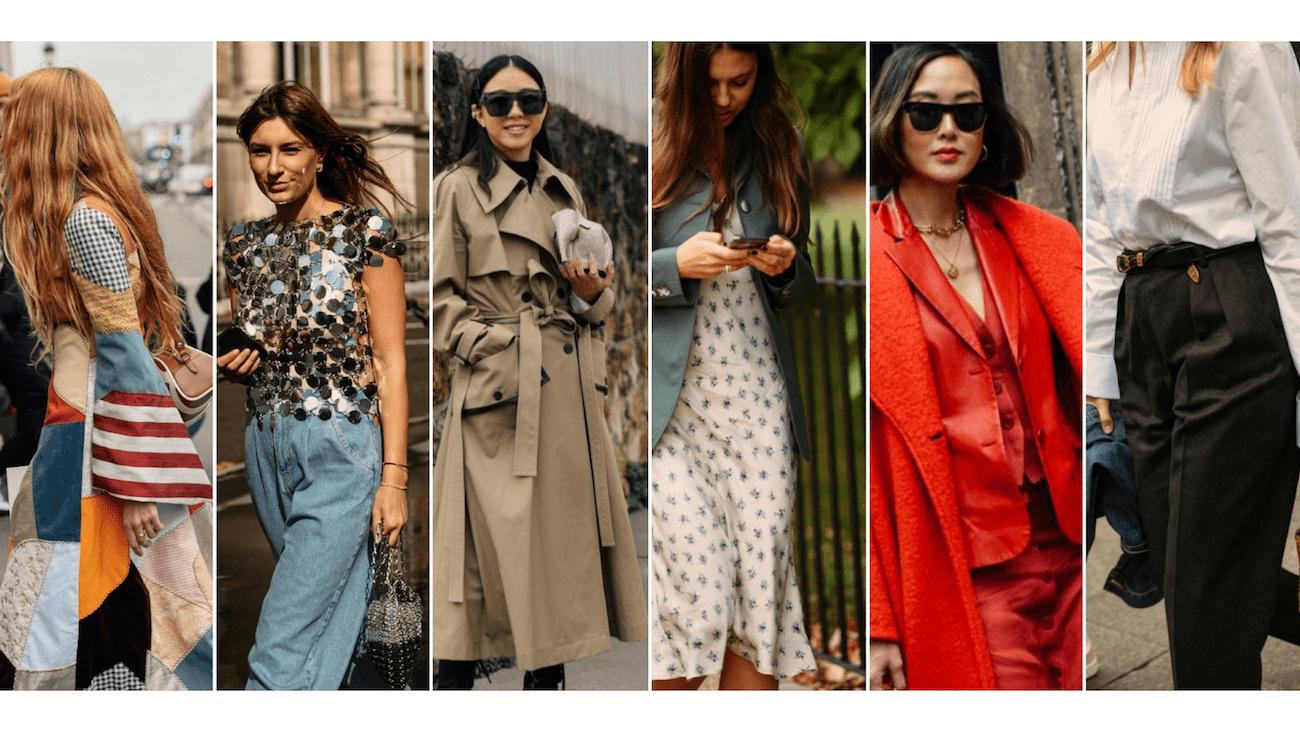 Tendencias de moda 2021.